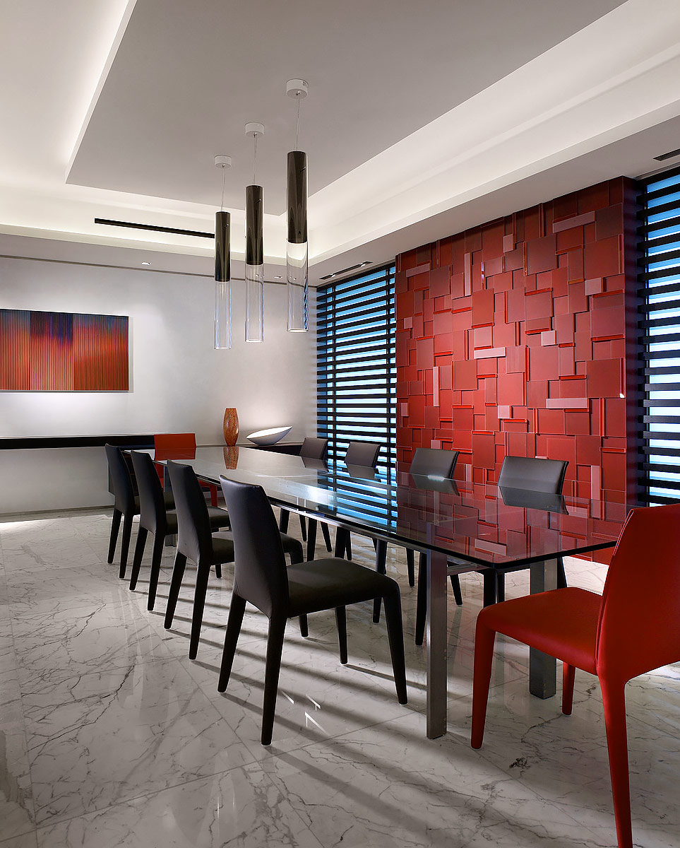 Architectural-Interior-Design-Miami-Fisher-Island-dining