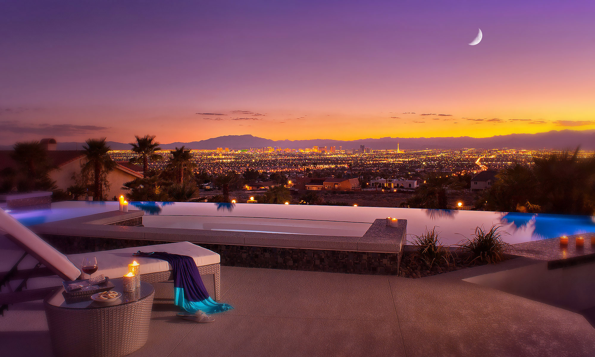 Luxury-Real-Estate-Photography-Exterior-Las-Vegas-Pool-Deck