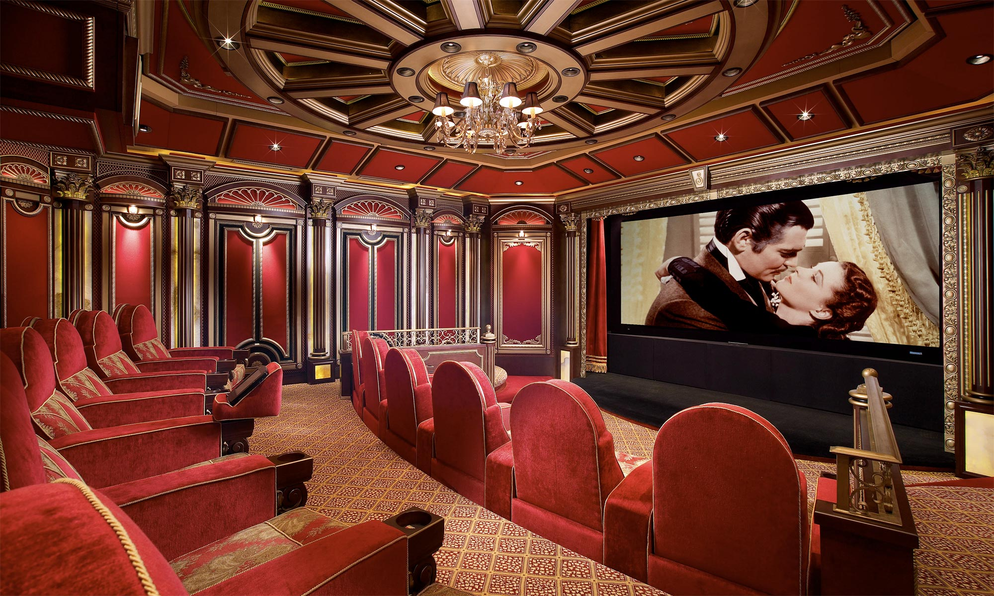 Luxury-Real-Estate-Photography-Living-Theater