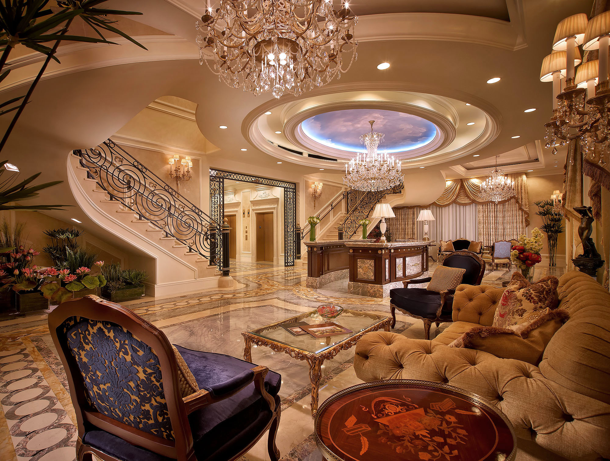 Luxury-Real-Estate-Photography-Lobby-Coral-Gables-02