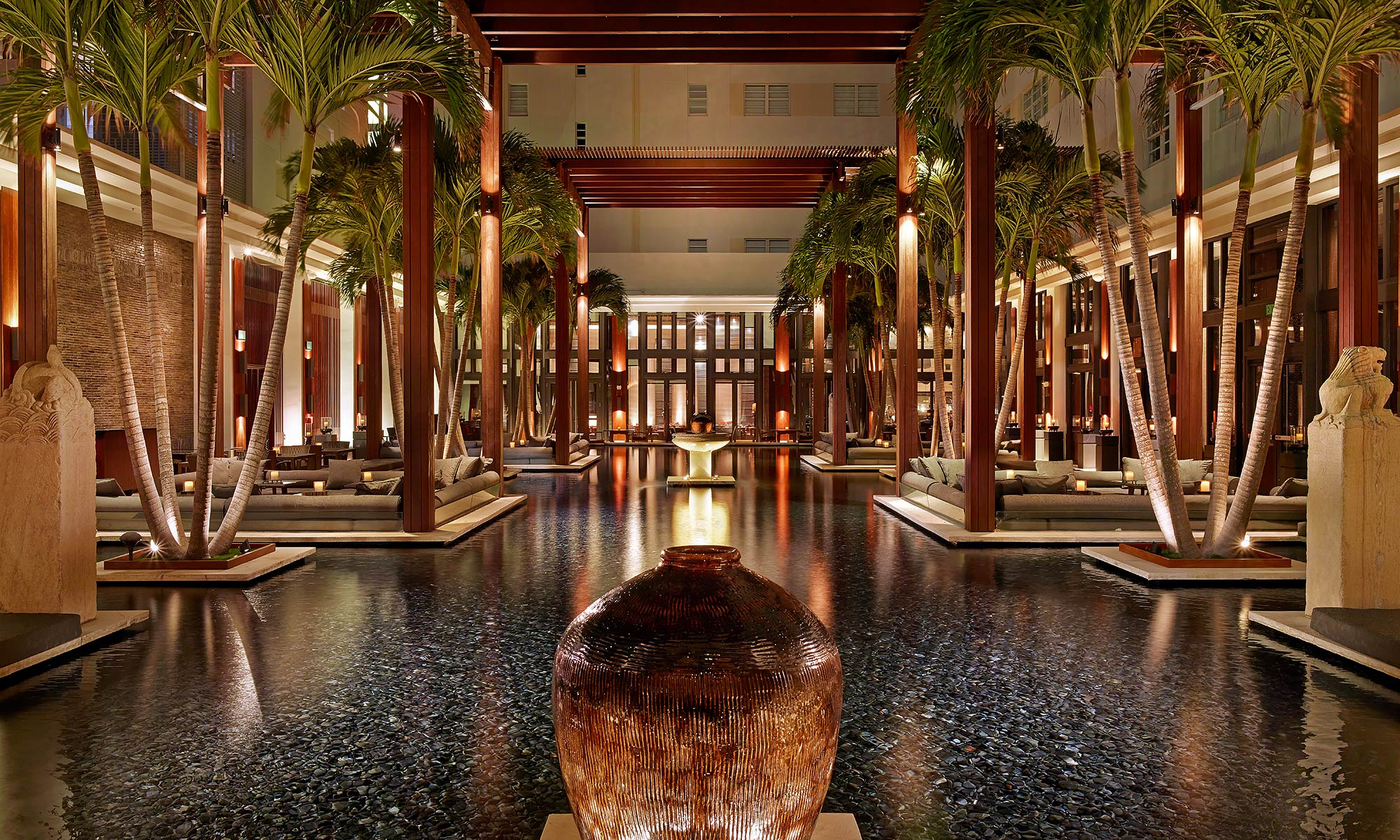 Luxury-Resort-Photography-Setai-Miami-Beach-Courtyard